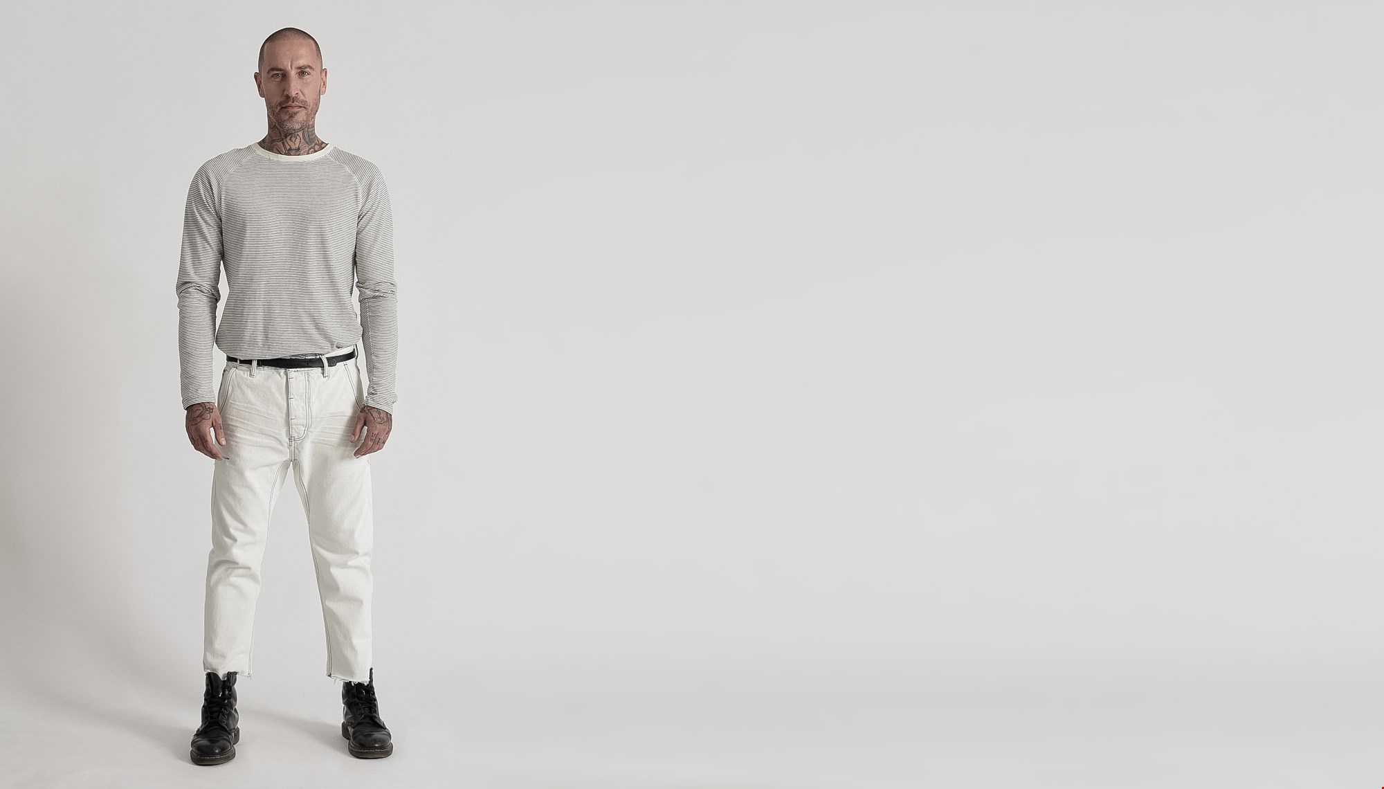 COCONUT MR RELAXED JEANS