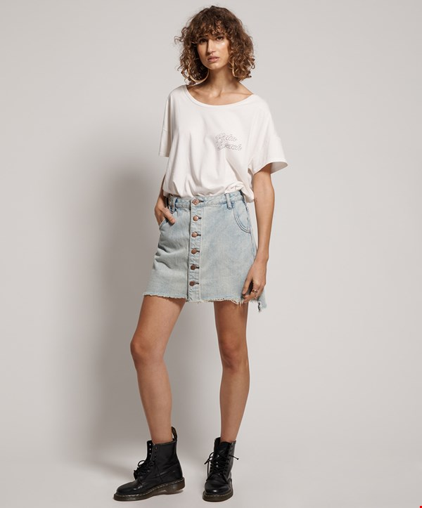 d499950695 Women's Denim Skirts | ONETEASPOON | New High Waist & Mini