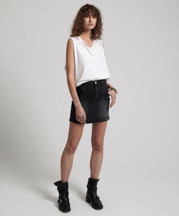 99b705cefa Women's Denim Skirts | ONETEASPOON | New High Waist & Mini
