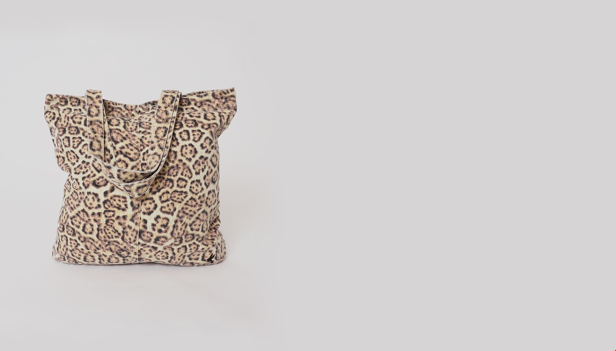 ANIMAL DENIM TOTE